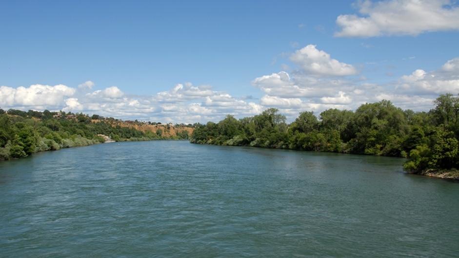 Sacramento River Crossing