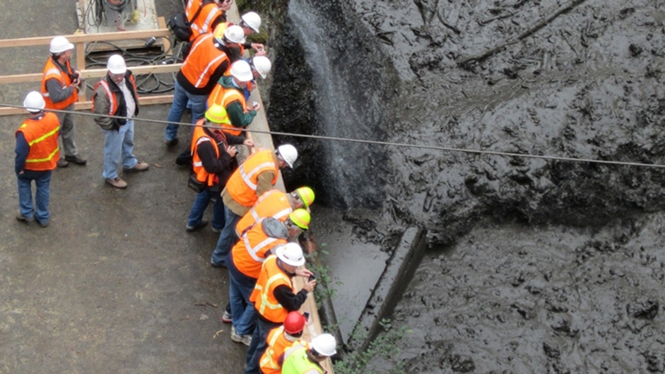 Condit Dam Hydroelectric Decommissioning